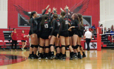 Volleyball falls to Independence