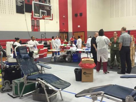 Blood drive seeks to save lives