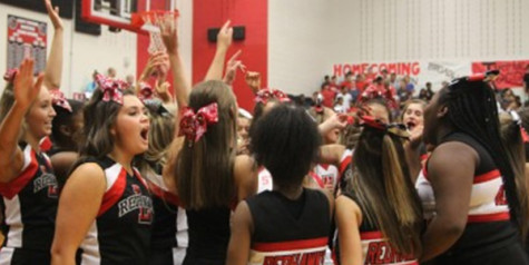 School needs to hold more pep rallies