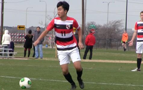 Featured Athlete: David Kwon