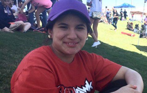 Featured Athlete: Jazmine Rebollar