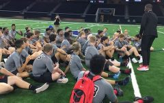Football gets an early look at The Star
