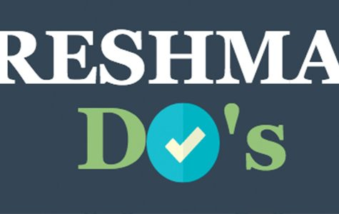 What to do freshman year