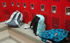 Locker room thefts