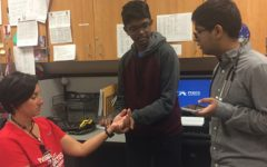 Health science creates first aid notebooks