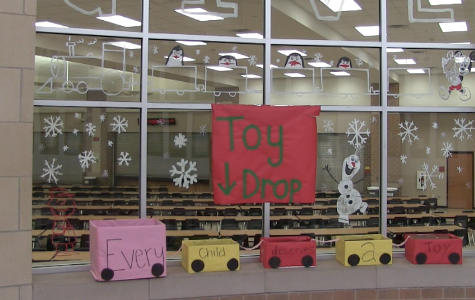 StuCo toy drive extended