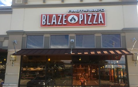 Review: Blaze Pizza