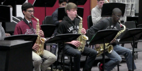 Jazz band finds its groove