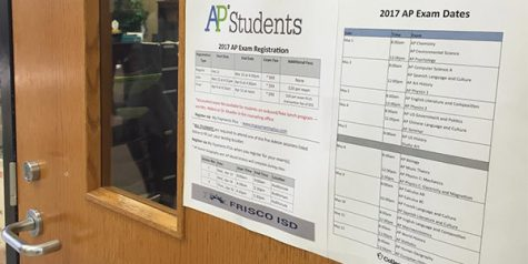 Deadline to register for AP exams approaching
