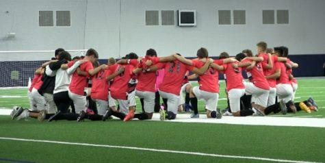 Boys' soccer seeks to topple Titans