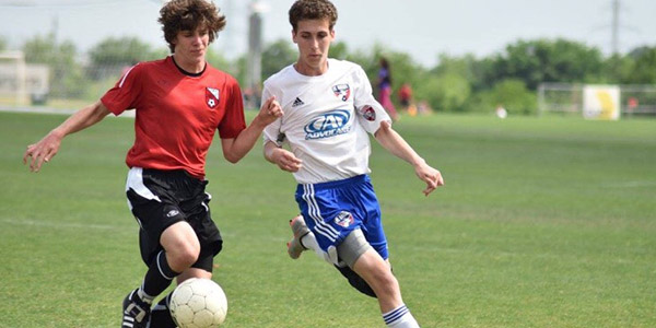 Playing for the school and also playing club for FC Dallas, sophomore Coleman Hatfield has been playing soccer for 12 years.