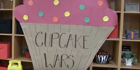 Ready, make, bake, cupcake