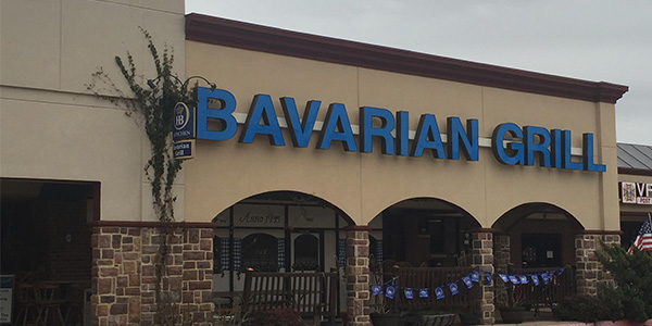 Guest contributor Emma Marom reviews German restaurant Bavarian Grill.