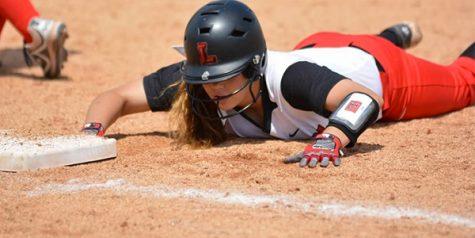 Glatch quite the catch for girls' softball team