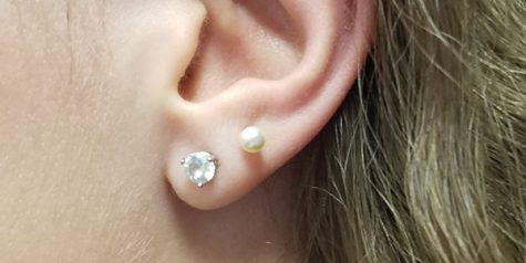 Popularity of piercings