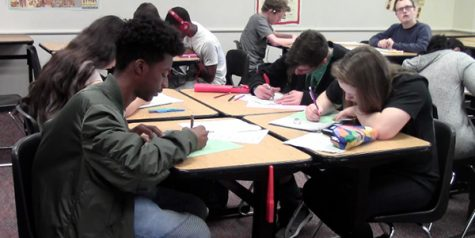 History students build book of knowledge
