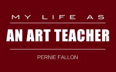 My Life As: an art teacher