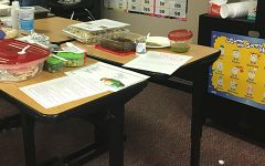 Foreign language learning through food