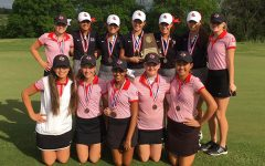 4th straight district title claimed by girls' golf