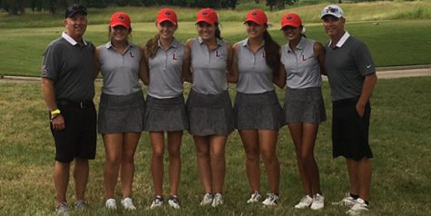History making 4th place finish for girls' golf