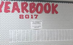 Last chance to buy yearbooks starts Monday