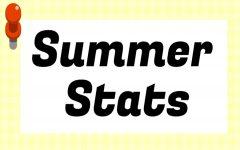 Summer stats