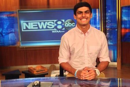 Goyal receives local media recognition