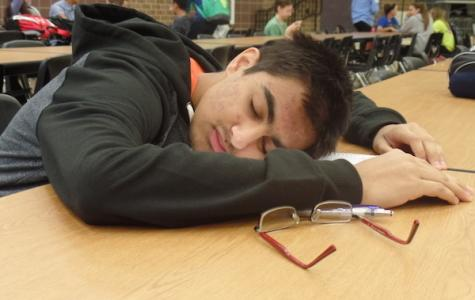 Students need to get proper sleep at night to function the entire day at school