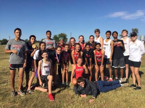 First place finishes for cross country duo