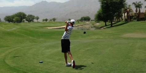 Senior golfer bound for Korea