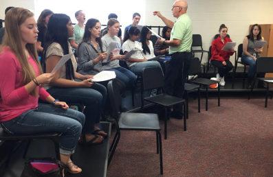 Choir to perform with Vandeventer singers
