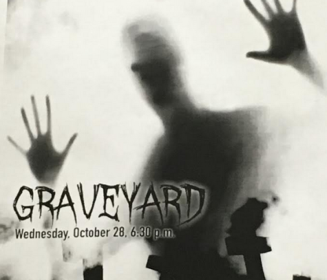 Theatre goes into The Graveyard