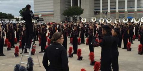 Band misses out on State
