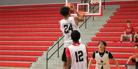 Boys basketball begins