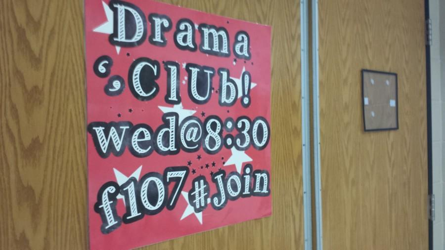 The+Drama+Club+meets+Wednesday+at+8%3A30+in+room+F107.+The+Drama+Club+is+headed+by+theater+teacher+Stephanie+Winters.