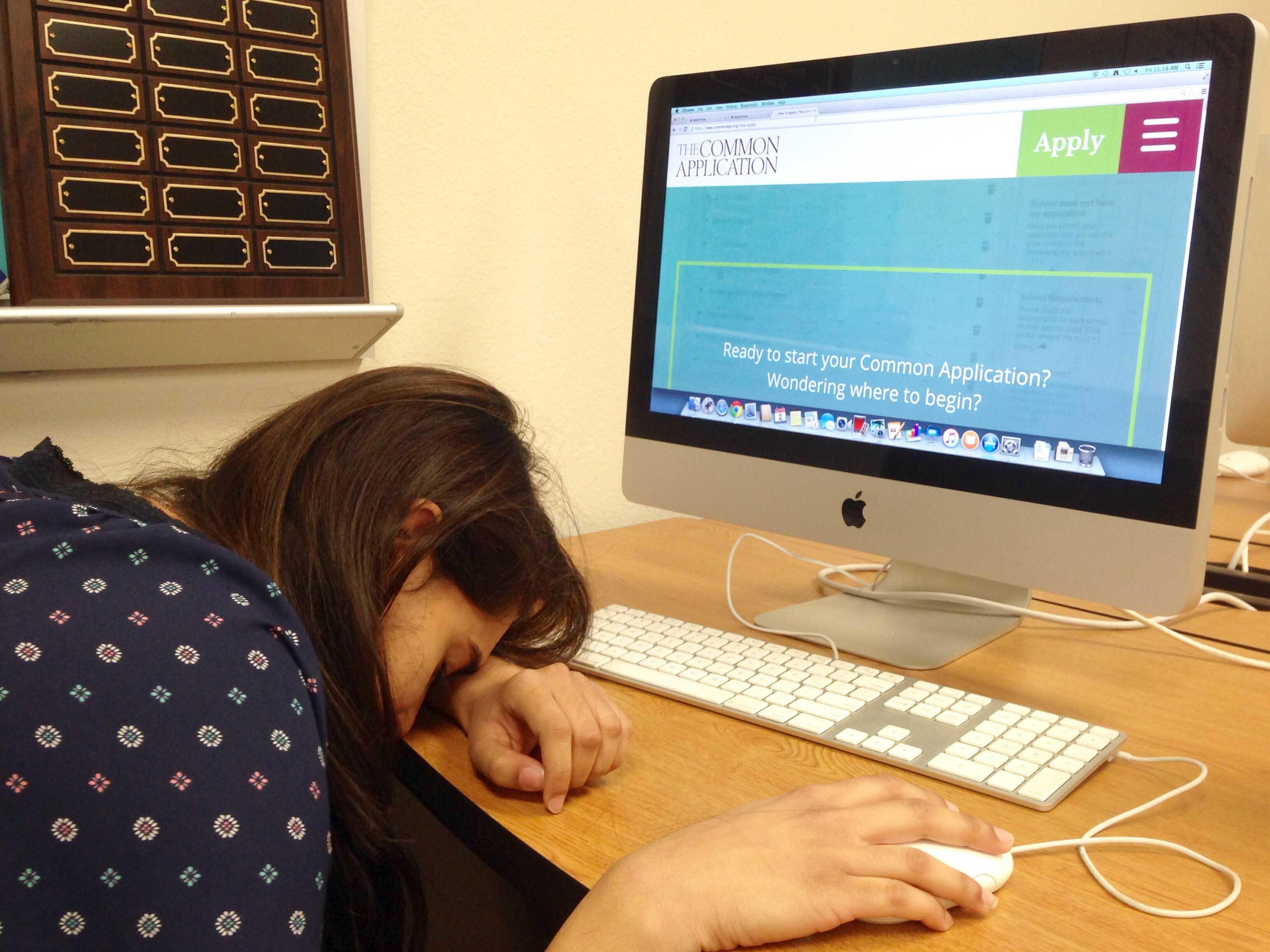 Guest contributor Kharisma Pritchett Braxton thinks teachers should be more understanding about handing out homework.