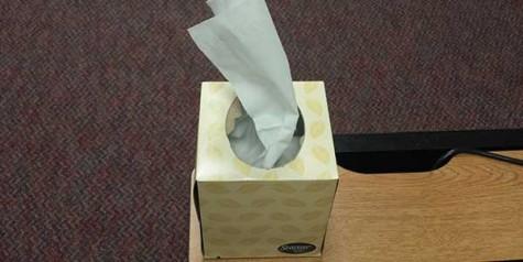 End the misery, buy better tissues