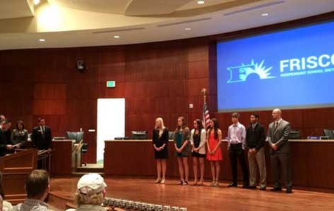 This year's National Merit Semifinalists have been named. 12 students have been recognized from Liberty.