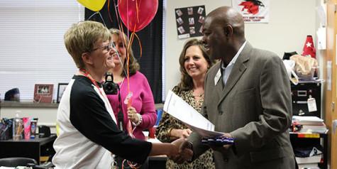 Chalker receives FEF Grant