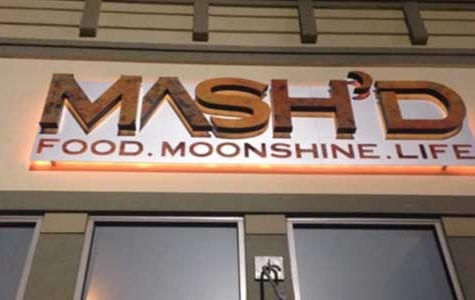 Mash'd not quite a smash