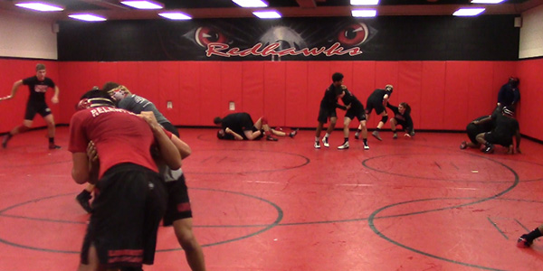 The wrestling team kicks off its season Thursday night at home against Lake Highlands.
