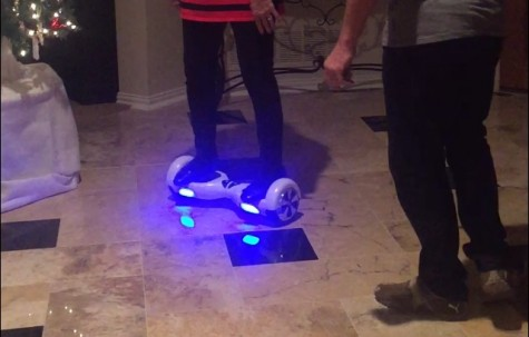 District bans Hoverboards at schools
