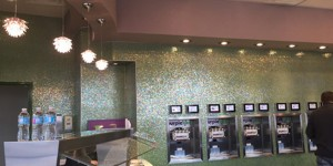 With numerous flavors and dozens of toppings available, Purple Kiwi has everything wanted in a frozen yogurt place.