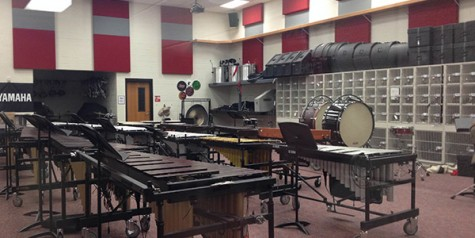 Eight students named to All-State band