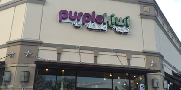 There are dozens of places to get frozen yogurt in Frisco, but for people looking for the best, Purple Kiwi is they way to go. 3333 Preston Rd., Suite 108, Frisco TX, 75034