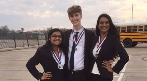 HOSA competitors qualify for State