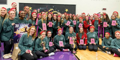 Red Rhythm named Grand Champs at showcase