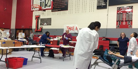 Blood drive on campus Thursday