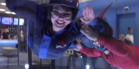 iFLY provides inside skydiving opportunity