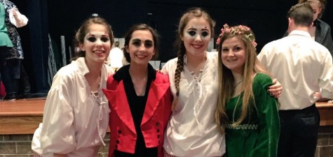 Theatre takes the stage for UIL Play